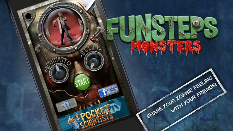 Fun Steps - Monsters screenshot-3