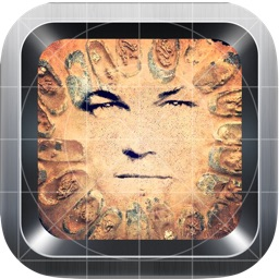 Fossil Face - Pimp your Avatar with Dinosaur Eggs + Impress Your Friends  - The Magic Trick for LINE,WeChat,WhatsApp,SnapChat