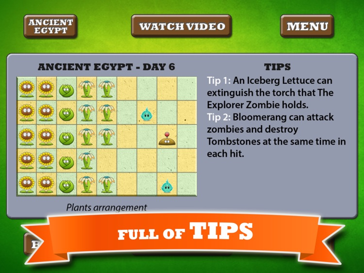 "Unofficial Guide for ""Plants vs Zombies 2"" HD screenshot-2"