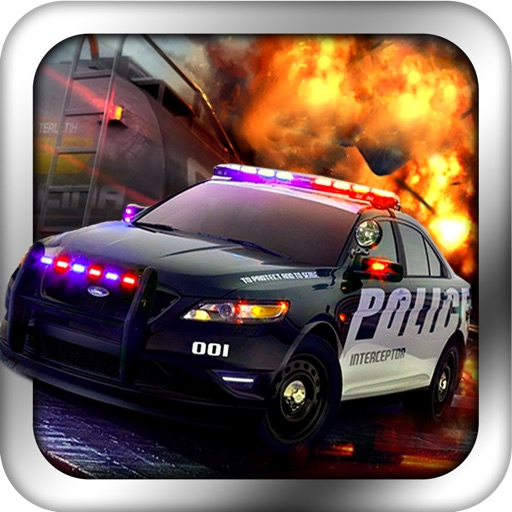 COPS vs Nitro Drag Racers by Top Free Games Factory
