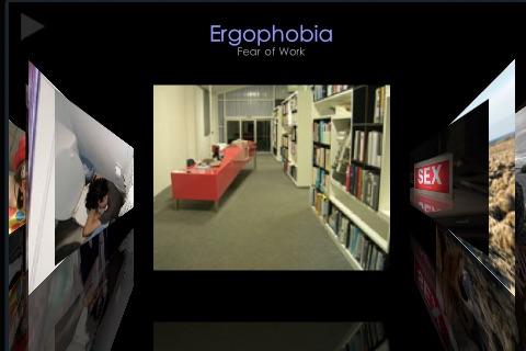 Phobias screenshot-3