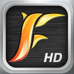 Fireplace HD for iPad