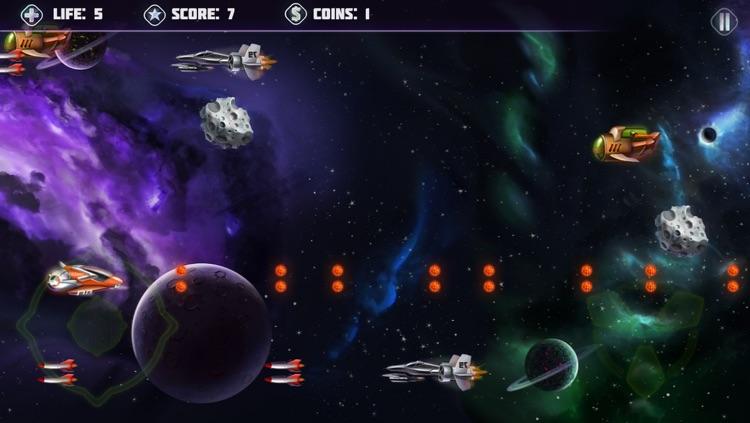 Galaxy Warfare Free - space shooter screenshot-3