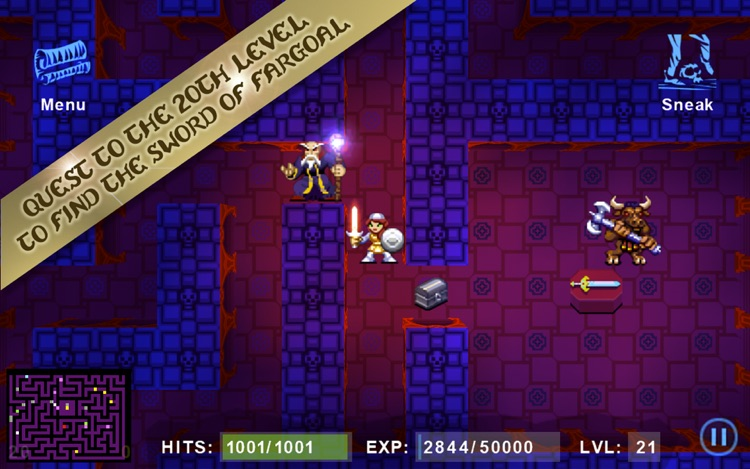 Sword of Fargoal screenshot-5