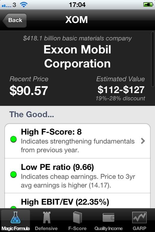 Value Investors Review