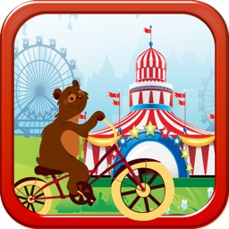 Crazy Circus Bear Bike Rage