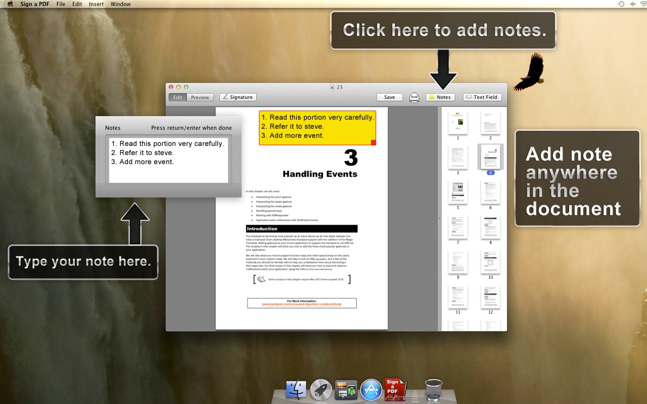 ‎Sign a PDF on the Mac App Store