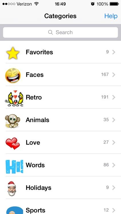 Animoticons + Emoji screenshot-4