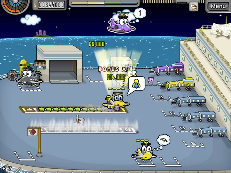 Airport Mania 2: Wild Trips HD screenshot-3