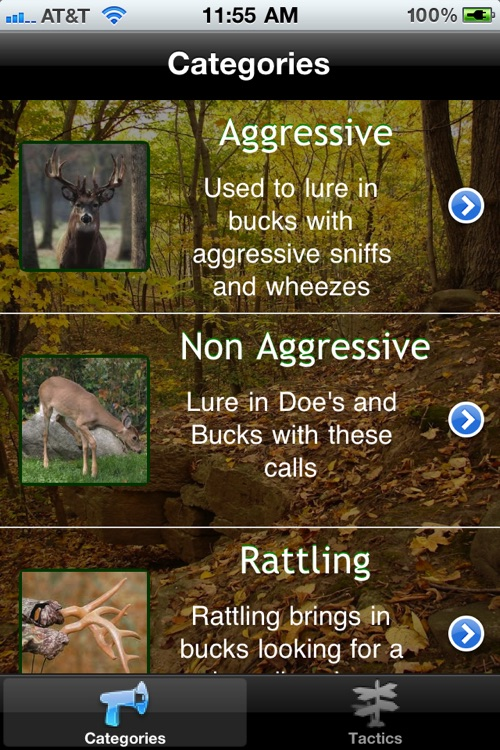 Deer Calls Mobile screenshot-1