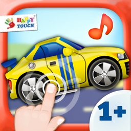 Animated Cars - Baby App (by Happy Touch Kids Games®)