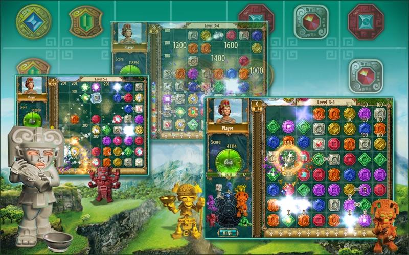 Screenshot #3 for The Treasures of Montezuma 2 (Full)