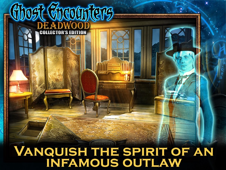 Ghost Encounters: Deadwood HD - A Hidden Object Adventure screenshot-2