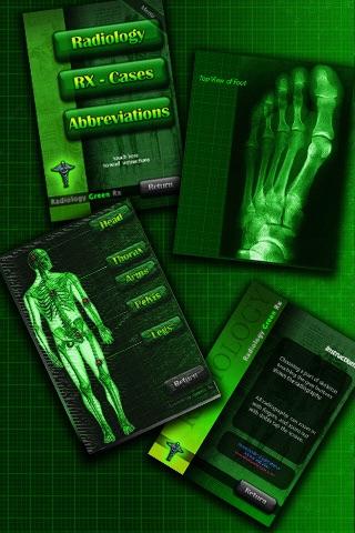 Green Radiology Professional RX