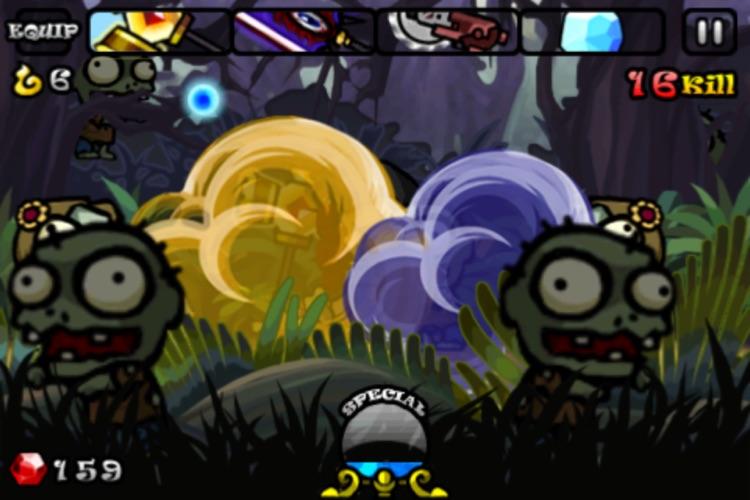 Zombie Sweeper screenshot-3