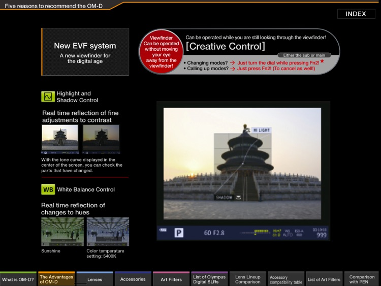 OM-D catalog English screenshot-4