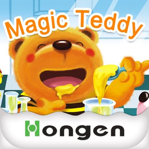Magic Teddy English for Kids - Sweet Honey World!