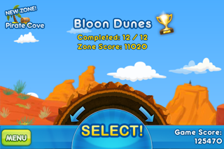 Bloons 2 Screenshot