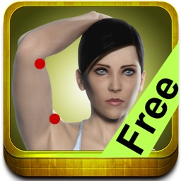 AcuPressure: Visually Interactive Self Treatment Free