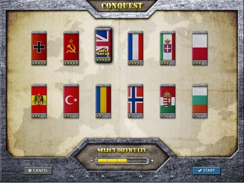 Скачать игру European War 2 Lite for iPad