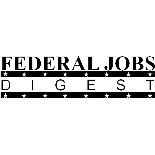 Federal Jobs Digest icon