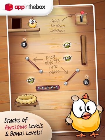 Drop The Chicken для iPad