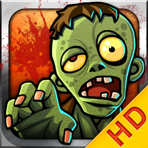 Kill Zombies Now HD - Zombie games icon