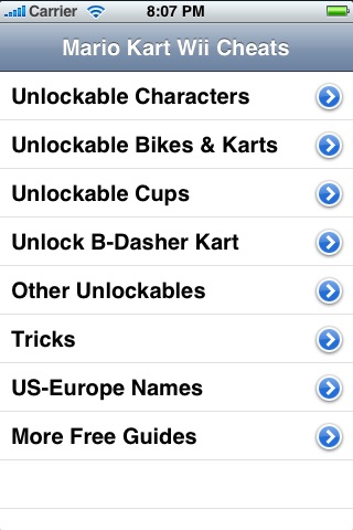 Guide To Mario Kart Wii Cheats Free Apprecs