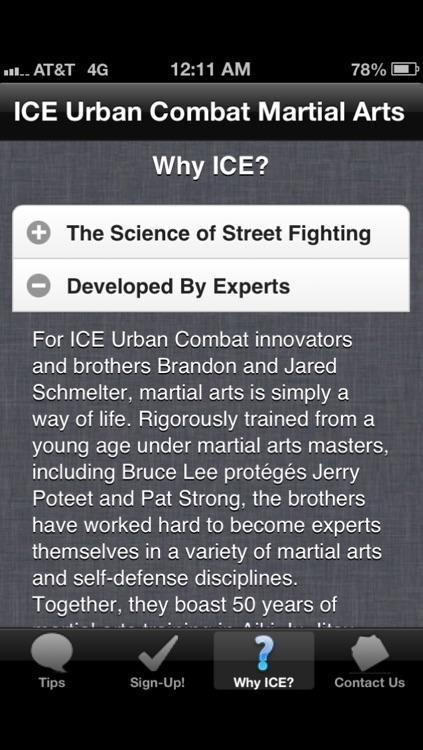 Street Fighting Skills Elite screenshot-3