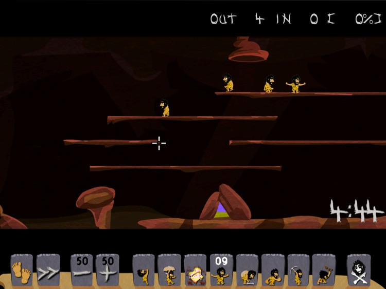 Caveman HD Lite screenshot-2