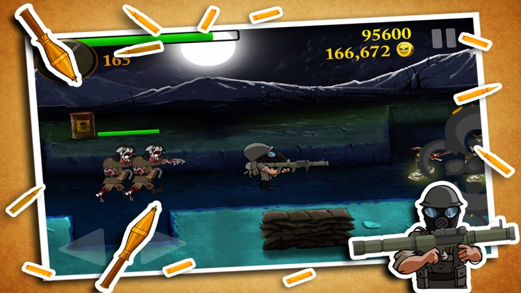Zombie Toxic Pro - Top Best Free War Game screenshot-4