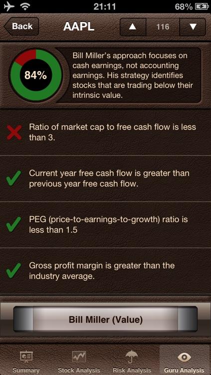 Stock Guru Pro screenshot-4
