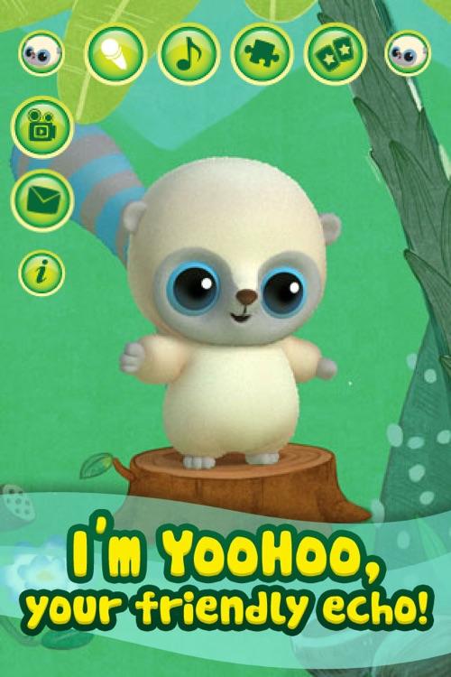Talking YooHoo