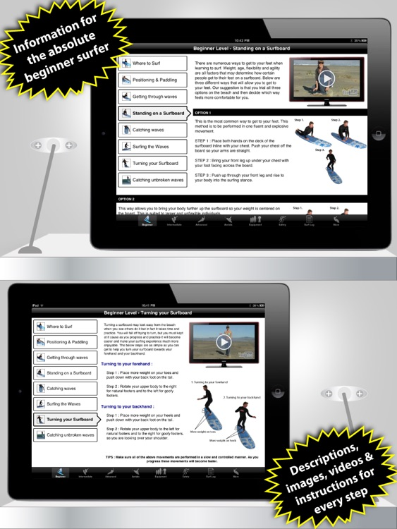 iSurfer - Surfing Coach for iPad screenshot-3