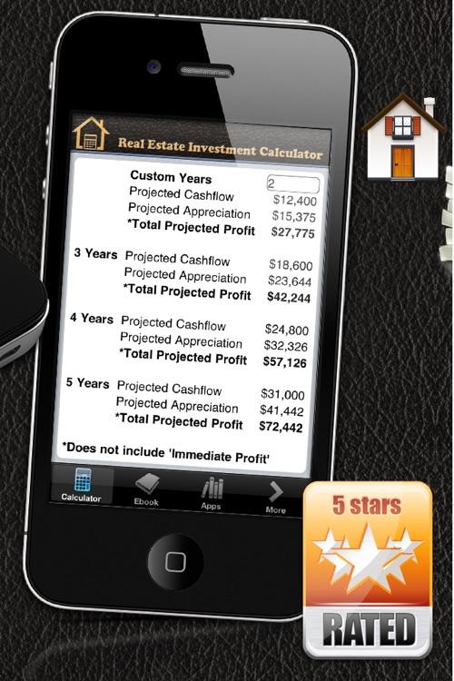 Property Investment Calculator - Real Estate Investing Deal Finder screenshot-3