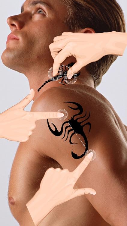 Scorpion Tattoo Yourself HD