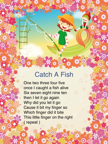 ... Screenshot  3 for Kids Song C for iPad - Babies Learn English Words    Child ... 34f16944a71