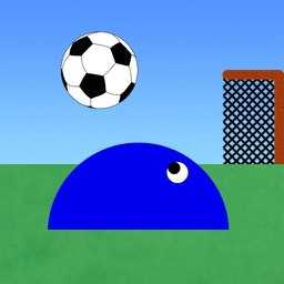 SoccerSlime on iPad