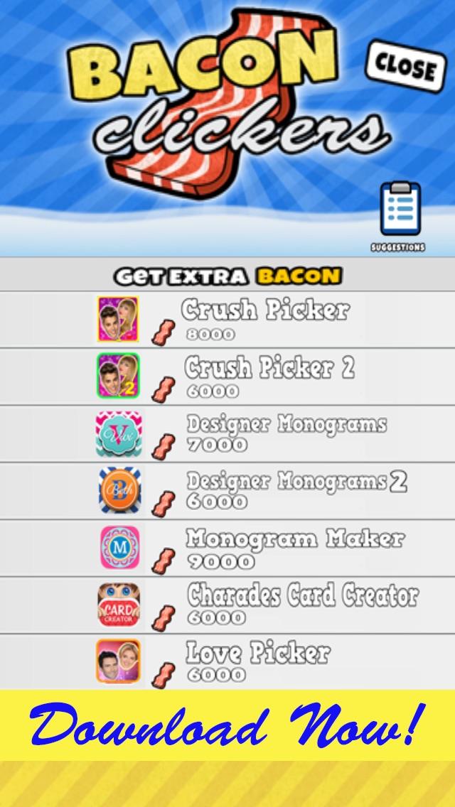 Bacon Clicker - Yup Bacon!