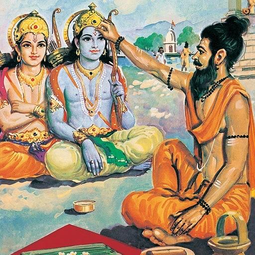 Tulsidas - The Great Devotee Of Rama -  Amar Chitra Katha Comics
