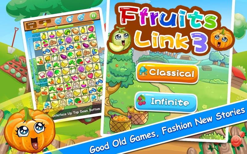 Fruits Link 3 screenshot 1