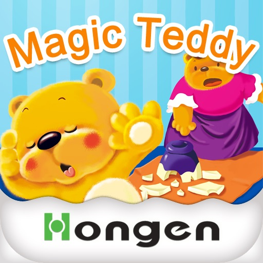 Magic Teddy English for Kids - Not Me