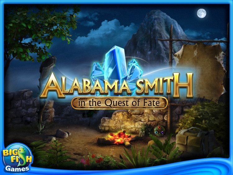 Alabama Smith: Quest of Fate HD screenshot-0