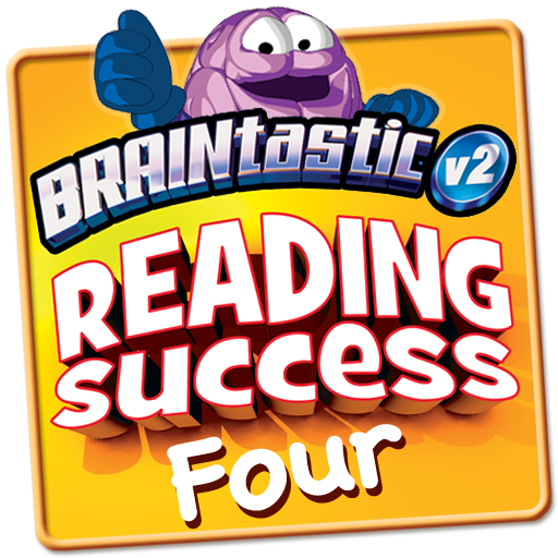 BRAINtastic Reading Success Four