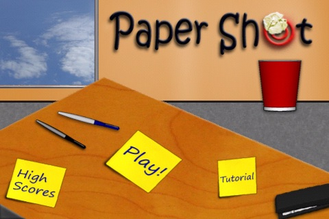 Paper Shot Lite screenshot-1