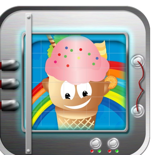 Sundae Ice Cream Maker Lite