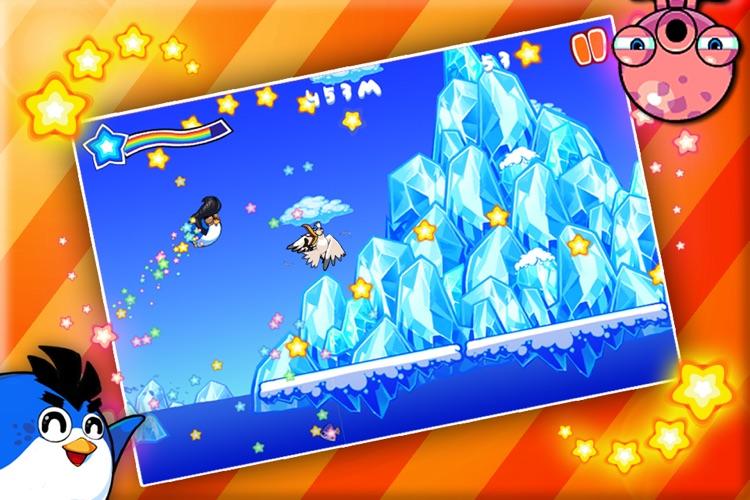 Bouncy Penguin Free