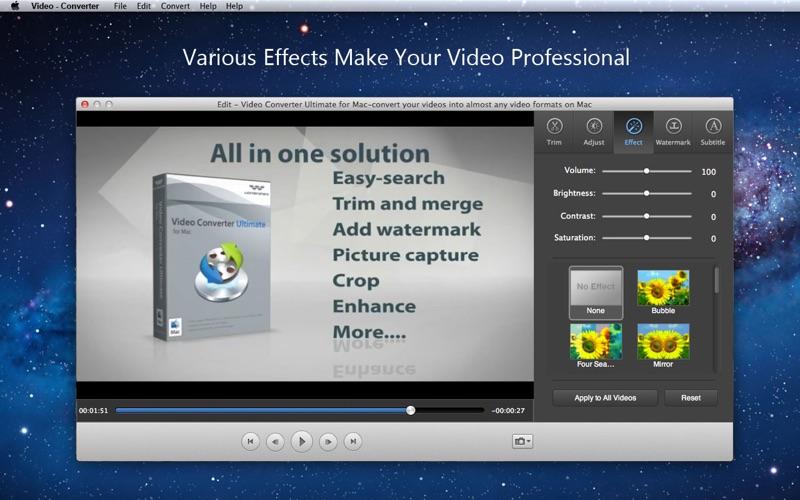 Video-Converter скриншот программы 4