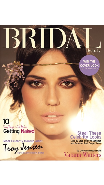 Bridal Beauty Magazine