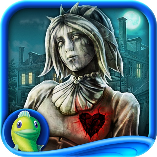 Nightfall Mysteries: Black Heart Collector's Edition HD (Full) icon